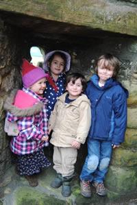 Montessori St Andrews Children