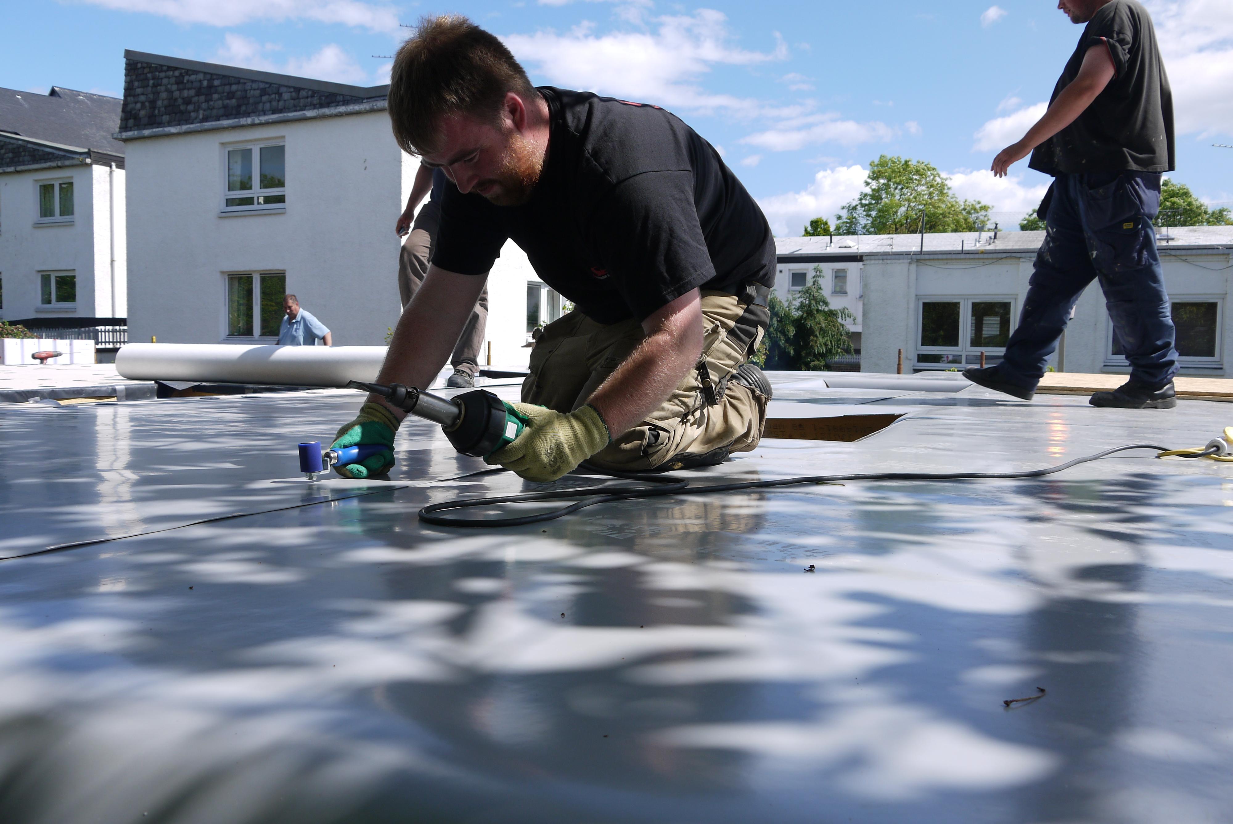 Waterproofing The Roof